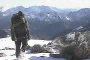 Picture of Climbing in the Brooks Range