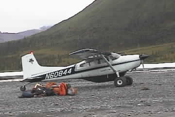 Picture of My Alaska Air Taxi