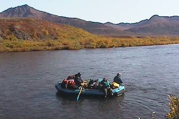 Rafting_Downriver