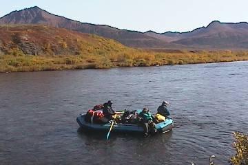 Rafting_Downriver
