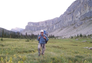 Chinese Wall, Bob Marshall Wilderness