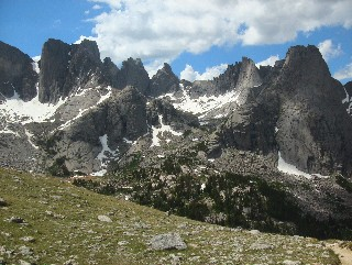 Cirque of Towers, Wind River Range