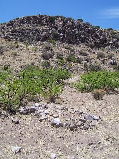 Cooke's Canyon Grave