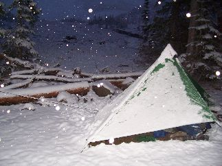 Fifty Mountain Campsite