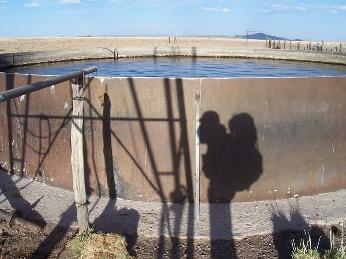 New Mexico Windmill