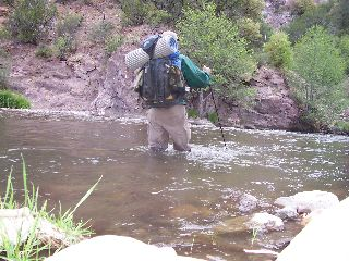 Gila River Crossing