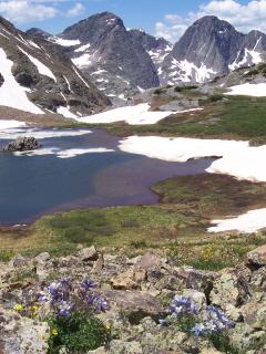 Nebo Lake